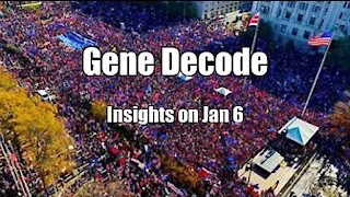 Gene Decode's Insights on Jan 6. B2T Show Jan 2, 2021 (IS) Type a message