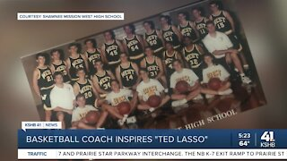 Basketball coach inspires 'Ted Lasso'