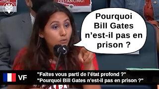 """""""Pourquoi Bill Gates n'est-il pas en prison ? Faites vous parti de l'état profond ?"""""""