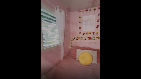 Dream Room Makeover Into Fairy Forest Will Inspire You To Decorate!
