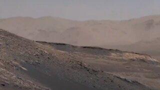 Mars Curiosity Rover Captures Stunning 1.8 Billion Pixel Panorama