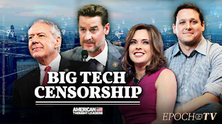 Censorship: 'Starts With Trump,' Ends With the Average American | CLIP | American Thought Leaders