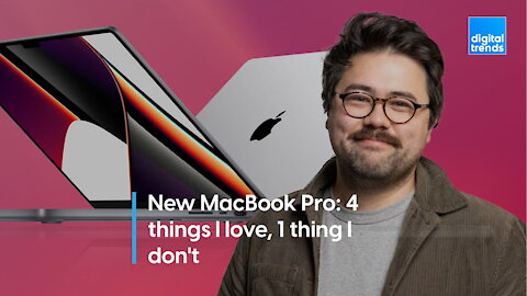 New MacBook Pro: 4 things I love, 1 thing I don't