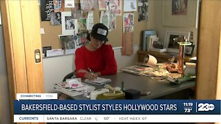 Bakersfield-Based stylist to the Hollywood stars