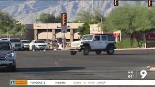 Why does Tucson have so many different kinds of left turns?