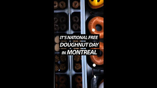 Krispy Kreme Is Giving Away FREE Doughnuts Today