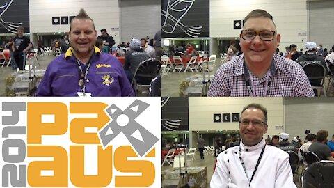 Game Designers Talk Retro at PAX 2014