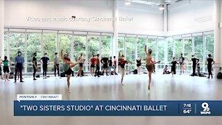 Two sisters bring Cincinnati Ballet to the future