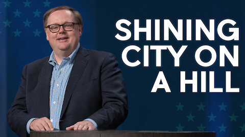 Shining City on a Hill - Pastor Jack Hibbs and Todd Starnes