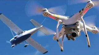 Denver airplane pilot is one step closer from making his drone dodging invention a reality