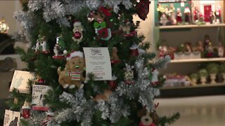 Supply chain issues leading to shortage of artificial Christmas trees