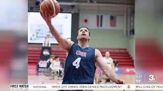 Positively the Heartland: Local athlete set to play in 4th paralympic games