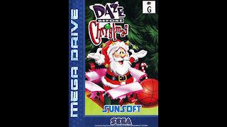 Dayz Before Christmas Review - Sega Mega Drive Genesis Review
