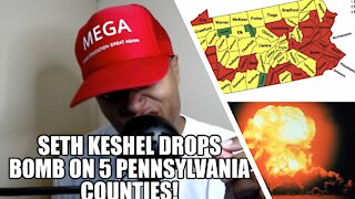 Seth Keshel Drops Bomb on 5 Pennsylvania Counties!