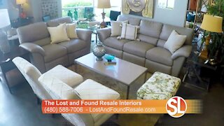Designing your home for the fall with Lost and Found Resale Interiors