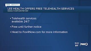 Lee Health offering free urgent care telehealth visits