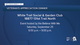 Veterans, family members to be honored with special dinner in Jupiter