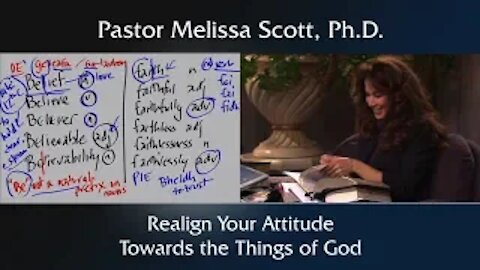 Psalm 105, Psalm 107 Realign Your Attitude Towards the Things of God