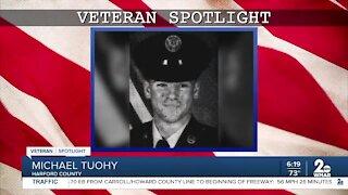 Veteran Spotlight: Michael Tuohy of Harford County