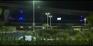 Man dies, woman injured in possible road rage shooting on 215 Beltway