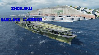 World of Warships - Shokaku: Dueling Carrier
