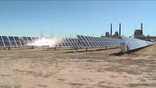 Colorado steel mill is now largely powered by solar, among the first in the world