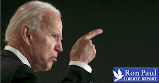Biden Tells Social Media Who Must Be 'Cancelled'