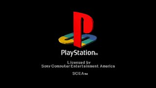 PS1 Startup Screen