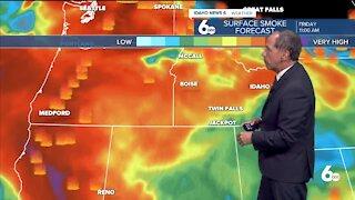 Scott Dorval's Idaho News 6 Forecast - Thursday 8/12/21
