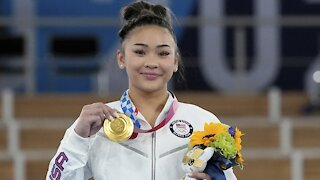 Sunisa Lee Wins Gold In Gymnastics At The Tokyo Olympics