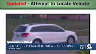 Driver injured in Fort Pierce drive-by shooting Friday night