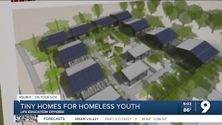 Tiny houses to have big impact for homeless