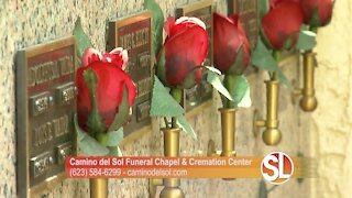Camino del Sol Funeral Chapel & Cremation Center has been here in the valley for more than 30 years, family owned and operated.