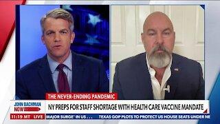 Vax Mandates Push First Responders to Quit