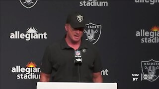 Reports: Jon Gruden out as head coach of Raiders