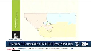 Community members comment on redistricting process