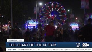 The Heart of the Kern County Fair