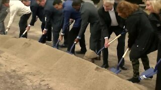 Groundbreaking marks new chapter for Milwaukee's Wisconsin Center District