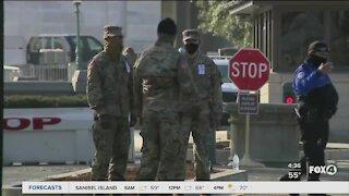 Increase in police presence at Capitol