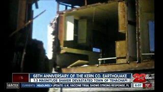 1952 Tehachapi Earthquake Anniversary