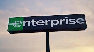 Enterprise showing appreciation