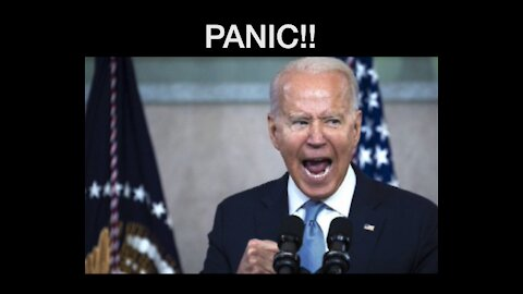 Biden Rushes to Defend his Presidency!