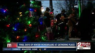 Final days of Winter Wonderland at Gathering Place