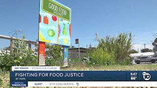 Project New Village continues fighting for food justice