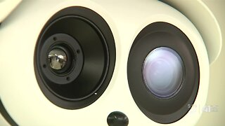 Business sees increase in sales of temperature-taking security cameras