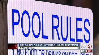 City Council to discuss yacht club renovations