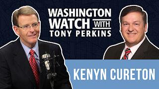 Kenyn Cureton Reflects on America's History of Lawmakers Seeking to Follow God's Will