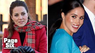 Kate Middleton has 'risen above' Meghan Markle's crying claim: royal expert