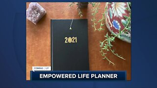 Empowered Life Planner: create habits that bring balance
