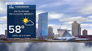 Elissia Wilson is tracking your evening Storm Team 4Cast for Tuesday May 12